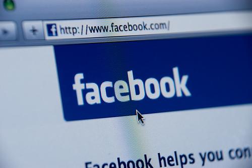 Facebook, el principal blanco de ataque en el mes de Diciembre  Facebook
