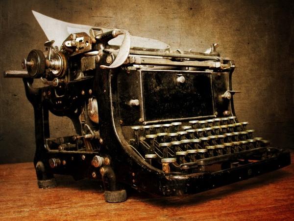 Herramienta de los primeros blogueros