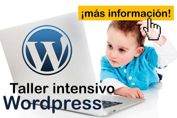 Taller Intensivo WordPress Profesional