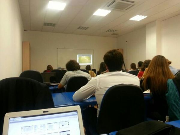 Curso para Bloggers en Tenerife