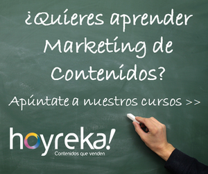 Curso de Marketing de Contenidos para empresas