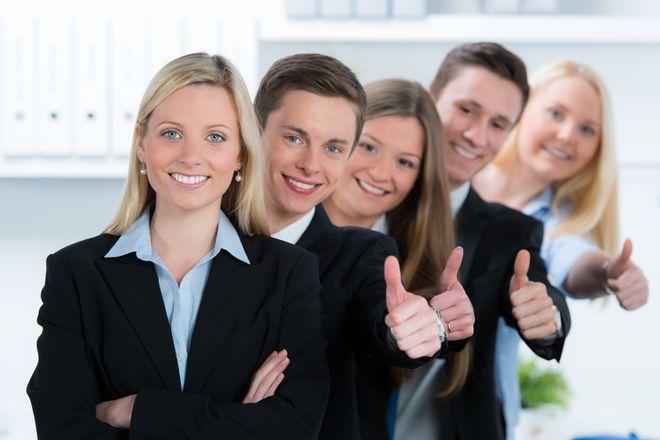 Empresas jóvenes y con éxito
