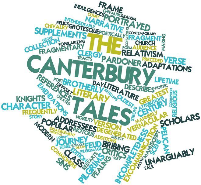 Los Cuentos de Canterbury