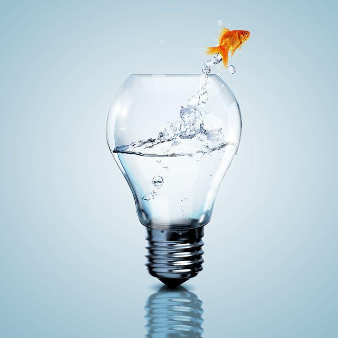 Emprender no es inventar
