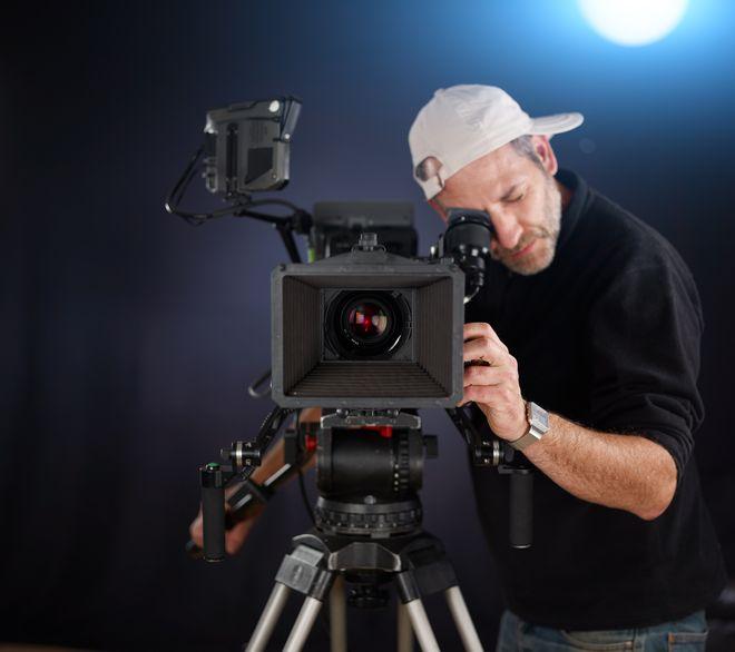 Grabación de un videocurriculum