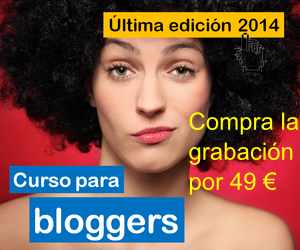 Grabación Cursobloggers