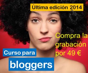 Grabación Cursobloggers