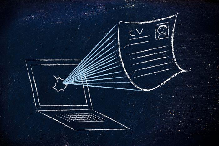 Qué es el currículum online y cómo conseguir trabajo