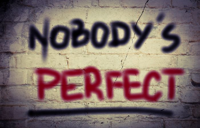 Y si estamos en constante cambio, ¿Existe la perfección?