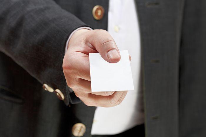 Ideas prácticas para crear una tarjeta de visita eficaz