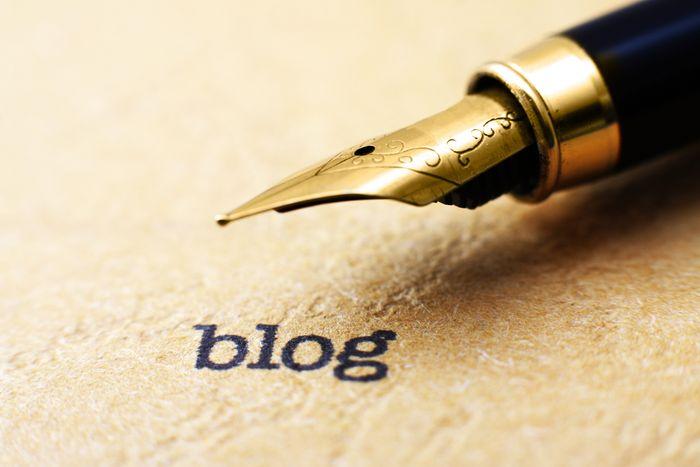 Be blogger, my friend