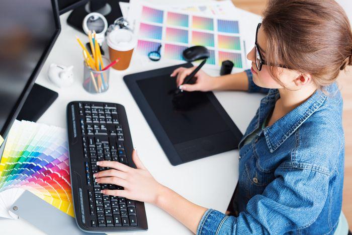 hacer un buen diseño gráfico en redes sociales