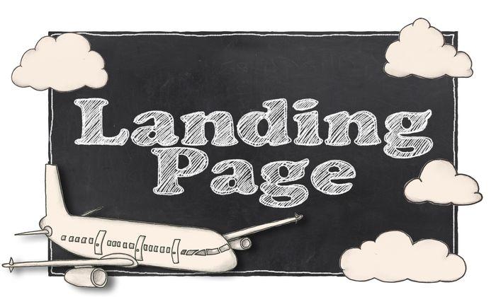 Cómo escoger un buen diseño para tu landing page