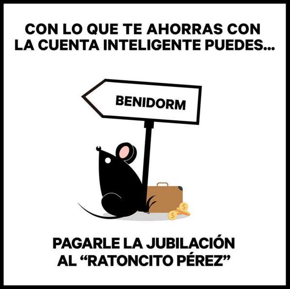 Pagarle la jubilación al Ratoncito Pérez