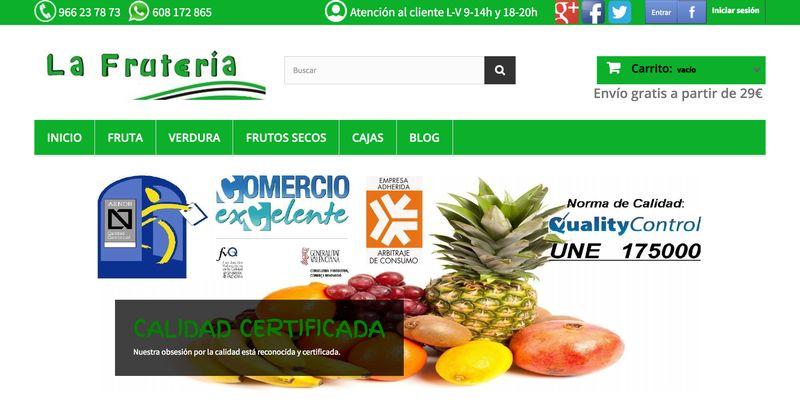 El futuro del comercio de la alimentación está en el e-commerce