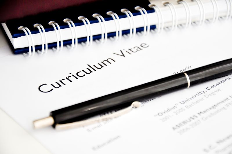 Las claves para crear un curriculum vitae efectivo